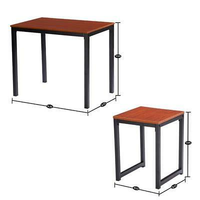 Hot Counter Height Table and Kitchen