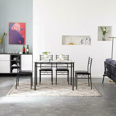 Hot Kitchen Metal Table 4 Dining Room Furniture