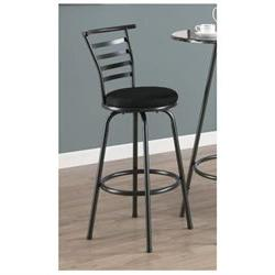 Monarch Specialties I 2396 S 29 in. H Wivel Bar Stool-2 Piec