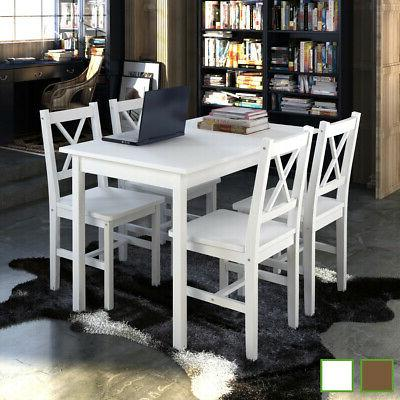 kitchen dining set wooden furniture seat table