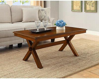 Better Homes and Gardens Maddox Crossing Coffee Table, Cogna