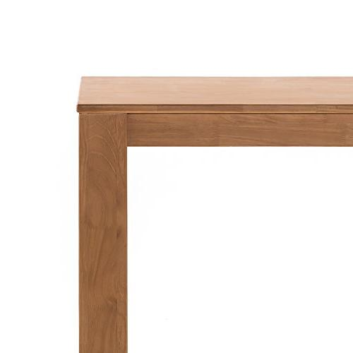Zinus Wood Table Table Only, Natural