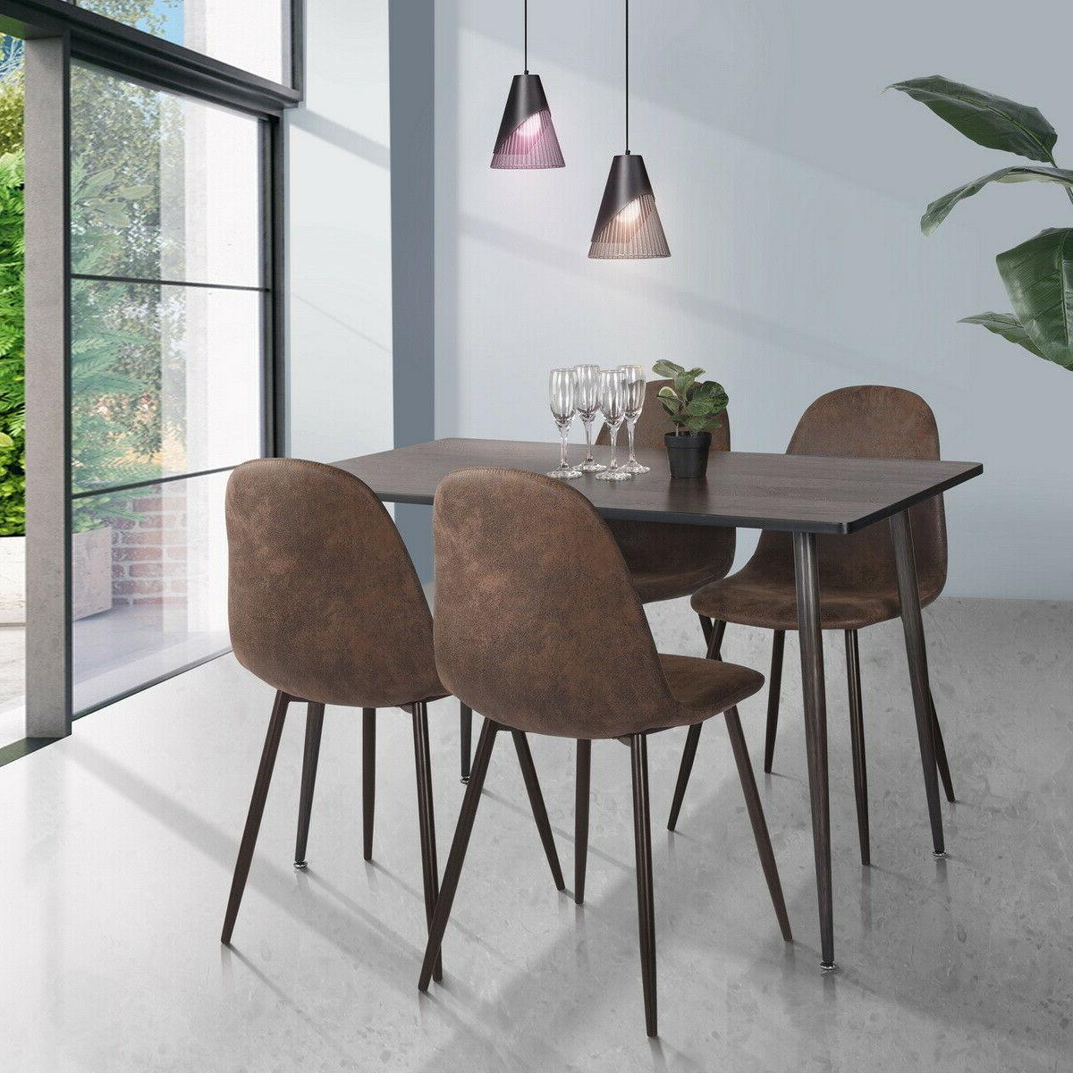 modern kitchen dining table 6 seaters rectangular