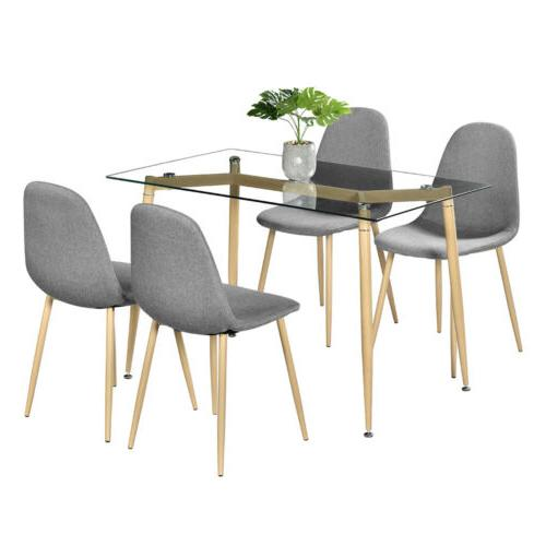 Modern Rectangular Dining Table Dining Room Furniture