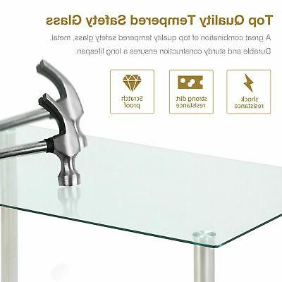 Metal Dining Table Kitchen Dining Room Furniture