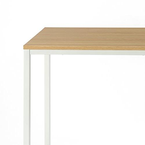 Zinus Collection Desk Table White
