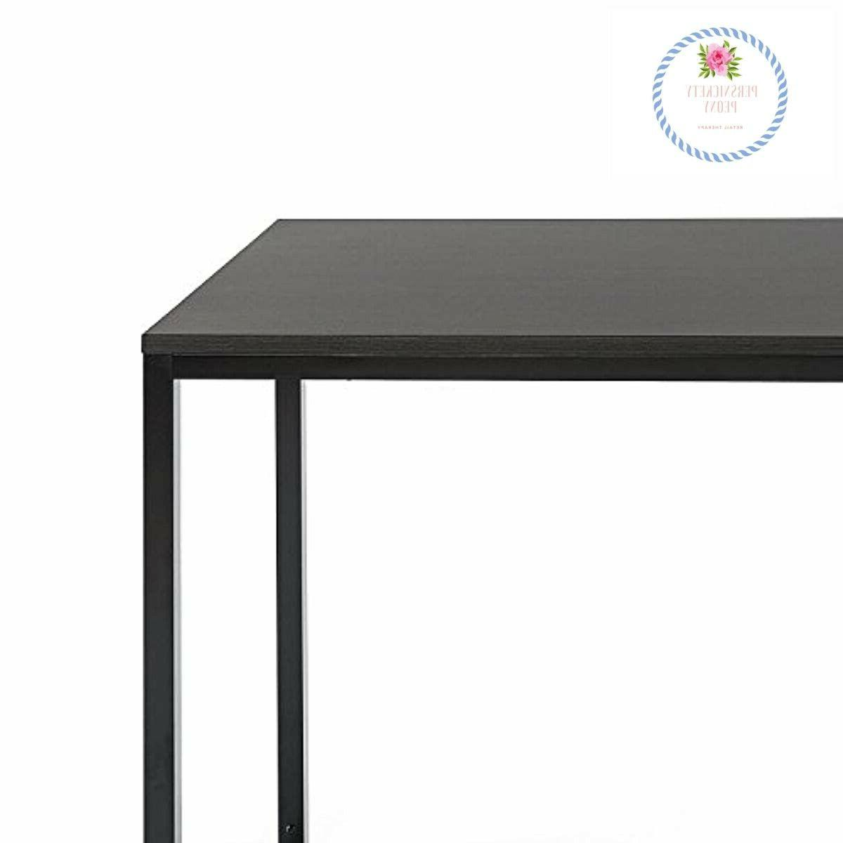 Zinus Modern Studio Soho Rectangular Table / Table