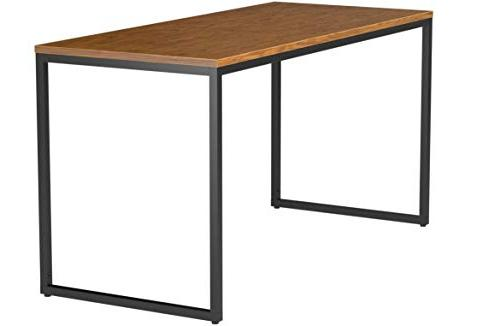 Zinus Modern Studio Collection Rectangular Dining Table / Computer Natural