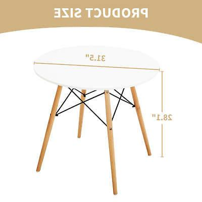 Modern White Dining Table Table