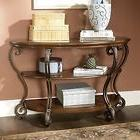 Signature Design By Ashley Nestor Sofa Table, Medium Brown