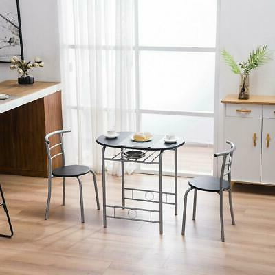 New Dining Kitchen Table Metal Frame Bar Dining Room Table