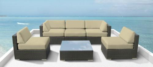 patio couch wicker furniture weather