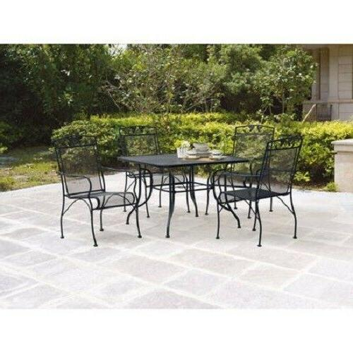 Patio Furniture Sets Clearance Outdoor Dining Set Table and