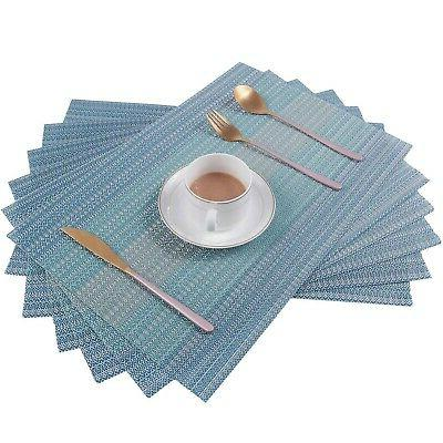 placemats set of 4 for dining table