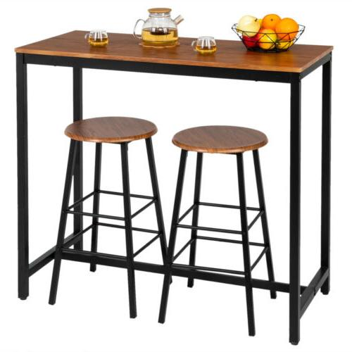 Pub Piece Stools Kitchen Counter Chairs