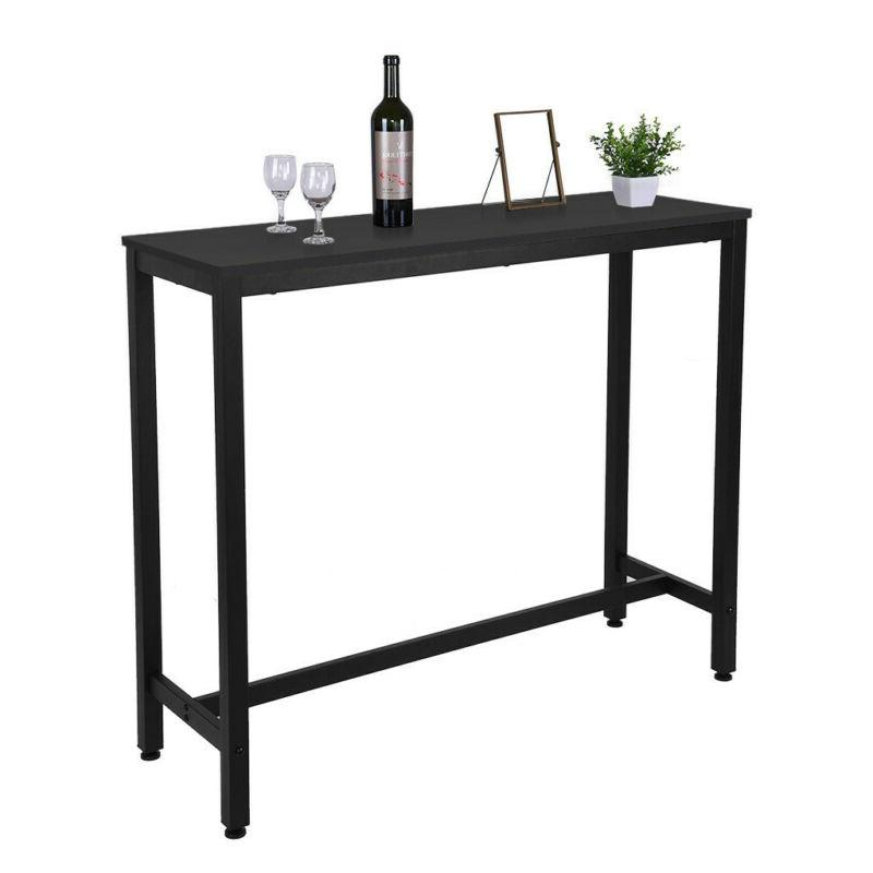 Counter Height Pub Bar Table Kitchen Furniture Dining Table