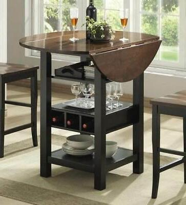 ridgewood drop leaf pub table