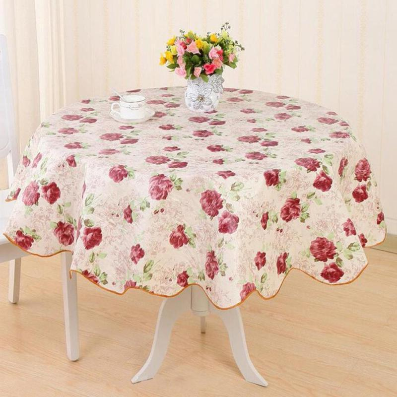 Round Dining Cloth Protect