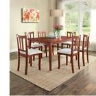 Rustic Dining Set Small Farmhouse Large 7 Piece Table Chairs