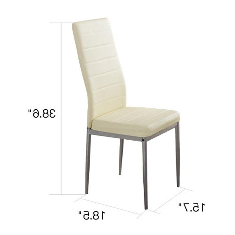 Set of Chairs PU Design+ Home