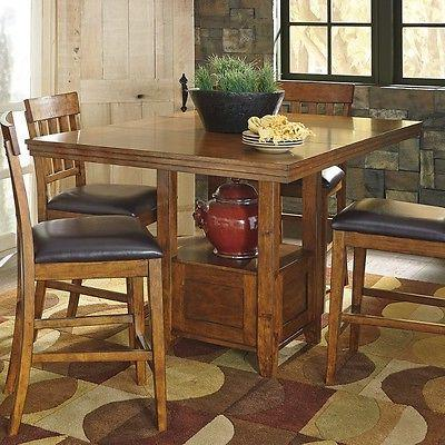 Ashley Signature Design Ralene Counter Height Dining Table i
