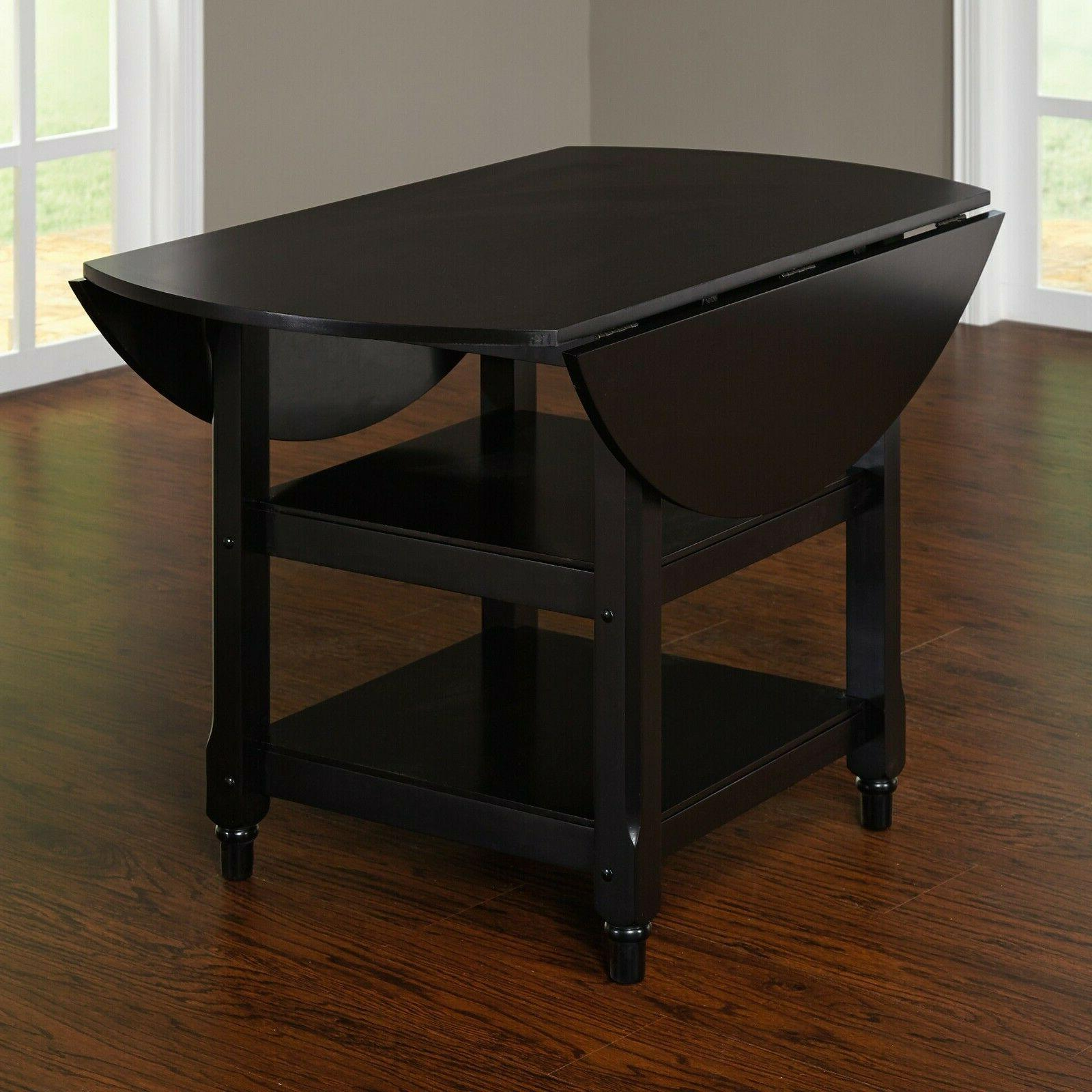 Simple Living Table 60147blk 1