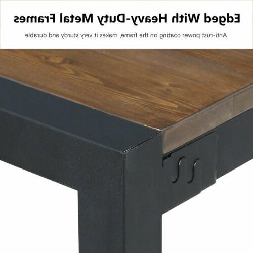 Tribesigns Table Outdoor Dining Table