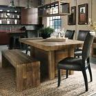 Ashley Furniture Sommerford Grayish Brown Tone 6 Pc Dining T