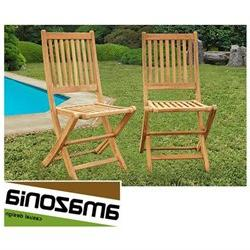Terra Teak Dining Side Chairs