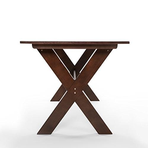 Zinus Wood Dining Table