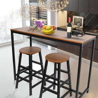 Counter Height Pub Table Bar Table Set Kitchen Dining Furnit