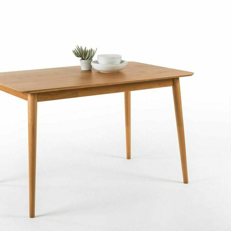 Zinus Mid-Century Wood Dining Table