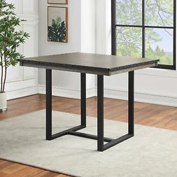Steve Silver Lori Counter Height Dining Table With Dusty Moc
