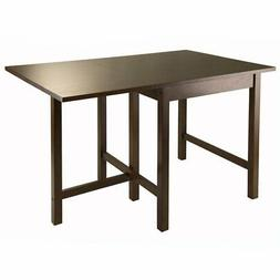 Winsome Wood Lynden Drop Leaf Dining Table
