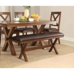 Better Homes and Gardens Maddox Crossing Dining Bench, Espre
