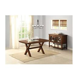 Better Homes and Gardens Maddox Crossing 6-Seater Dining Tab