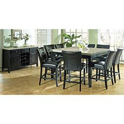 Greyson Living Malone Counter Height Dining Set 9-Piece Sets