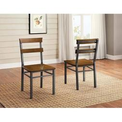 Better Homes and Gardens Mercer Dining Chair, Set of 2