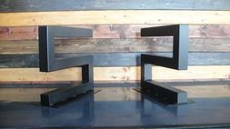 """Metal Table Base Dining Table Legs Coffee Table Legs 28"""" x 2"""
