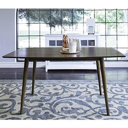 "W. Designs 60"" Mid-Century Dining Table"