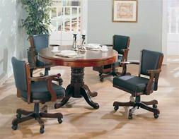 Coaster Home Furnishings Mitchell 5-Piece Game Table Dining