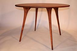 Modern Dining Table out of Walnut