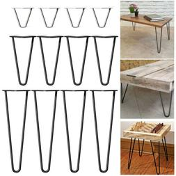 Modern Furniture Industrial Style 10mm Hairpin Table Legs fo