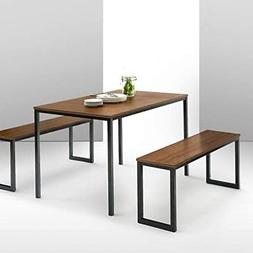 Zinus Best Modern Studio Collection Soho Dining Table Table