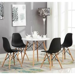 Modern Vogue Dining Table Carpenter Round Coffee Kitchen Fur