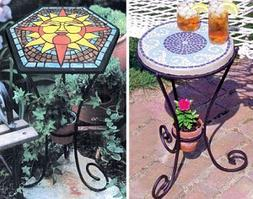 Mosaic Table Base
