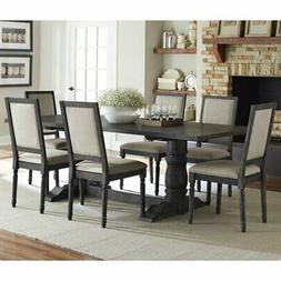 Muses Rect Dining Complete Table P836-10B/10T