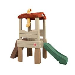 Naturally Playful Lookout Treehouse Playhouse by Step2, Dura