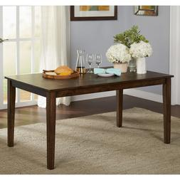 new Simple Living Olin Dining Table - Brown