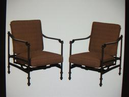 Hampton Bay Niles Park Arm Chairs 4pc - Local pick up in NJ